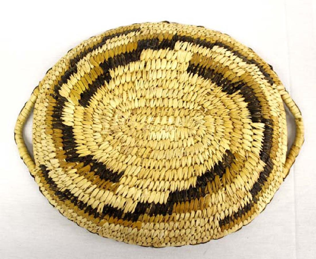 Native American Tohono O'odham Basket - 3