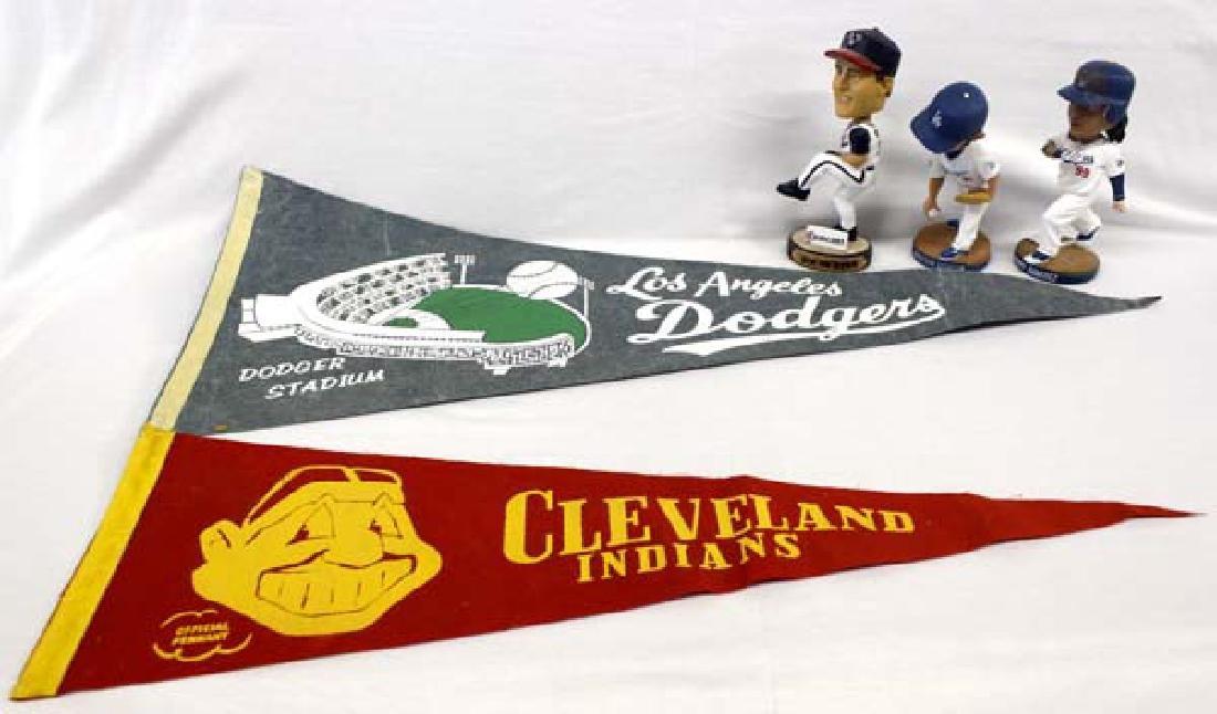 Major League Bobbers & Pennants Collectibles