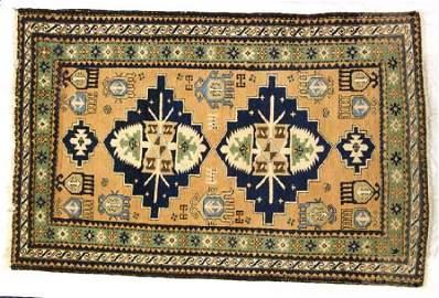 Antique Avakian Bros. 100% Wool Meshkin Rug