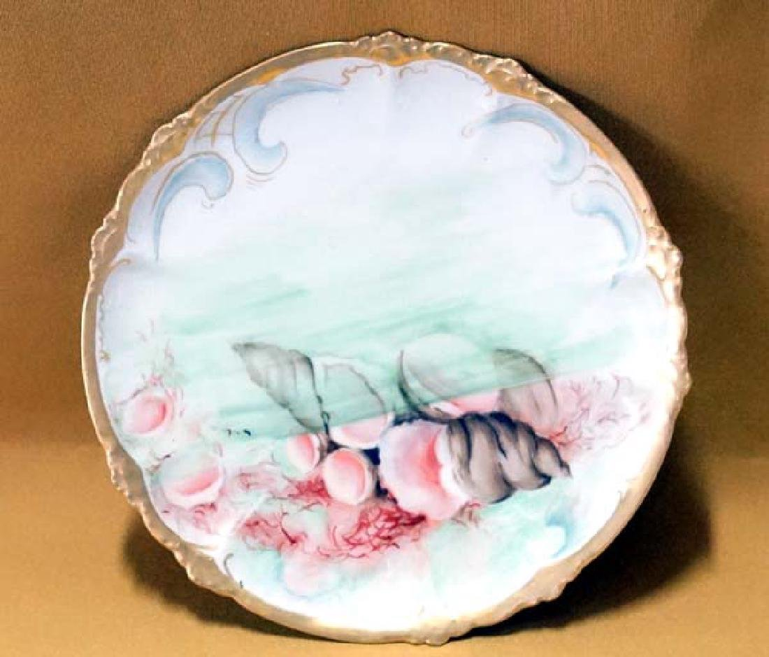 Bavarian Porcelain Plate 7 1/2in SH $15
