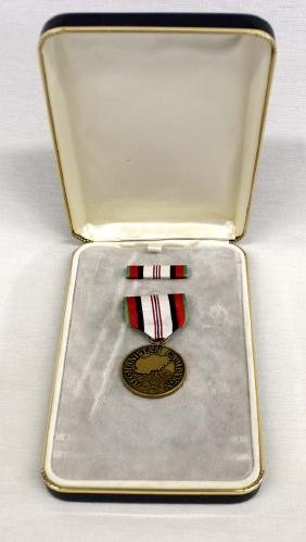 Afghanistan Campaign Award Medal Set by Graco
