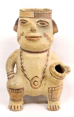 Vintage Mexican Casas Grandes Pottery Effigy