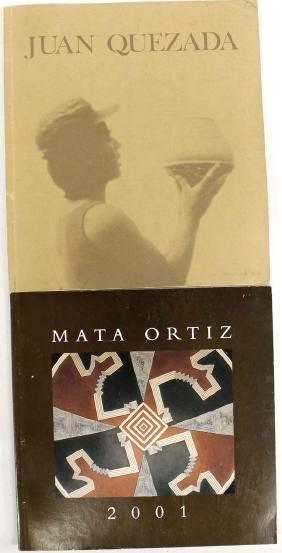 2 Books on Mata Ortiz Pottery