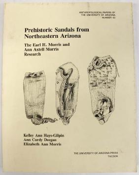 Prehistoric Sandals from Northeastern Arizona