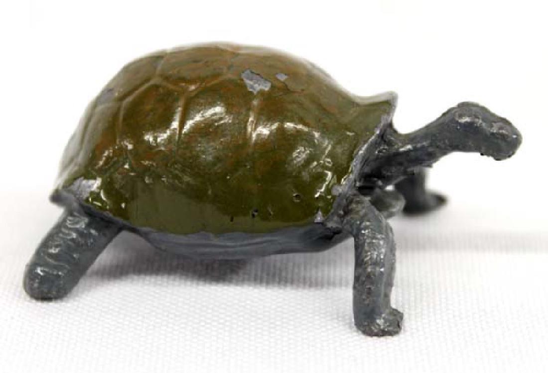 Hummert Estate Britains Limited Circus Metal Turtle