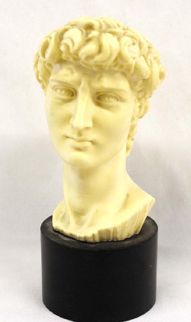 Hummert Estate Vintage A. Giannelli Bust of David