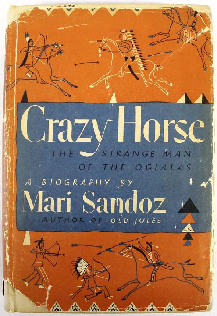 Crazy Horse: A Biography by Mari Sandoz