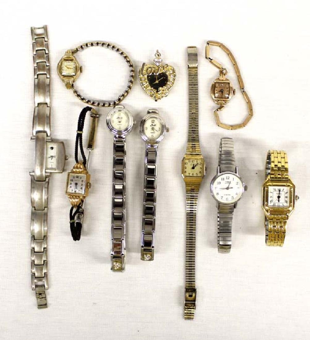 Collection of Estate Watches, Some Antique