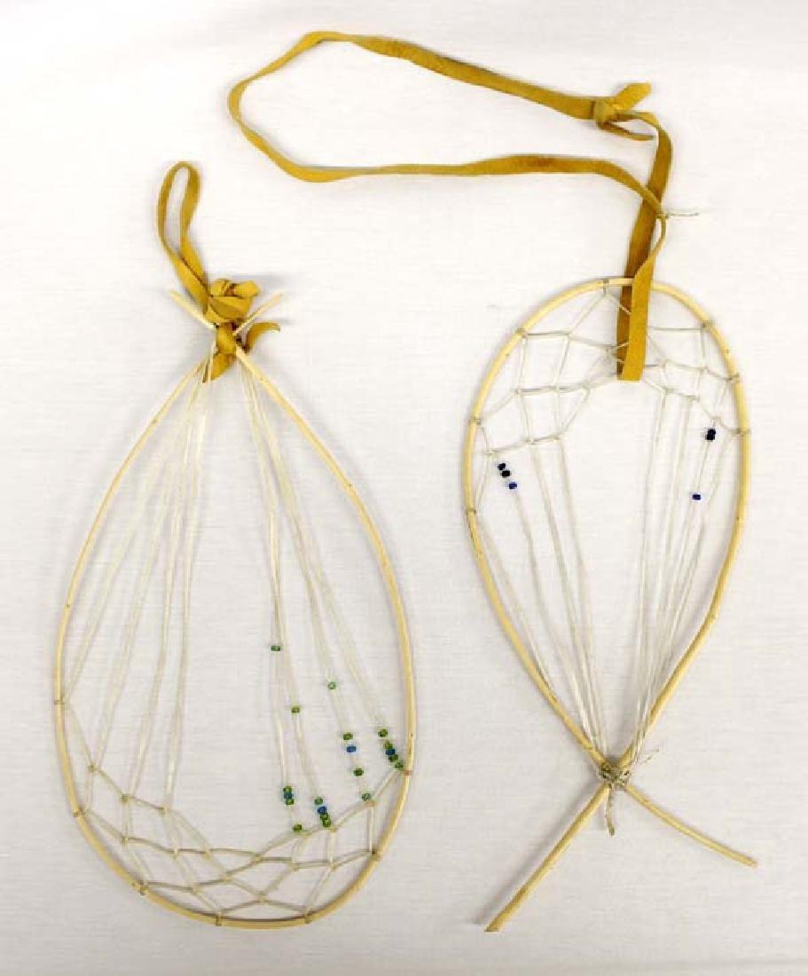Paiute Handmade Dreamcatchers by Alfina Pargas
