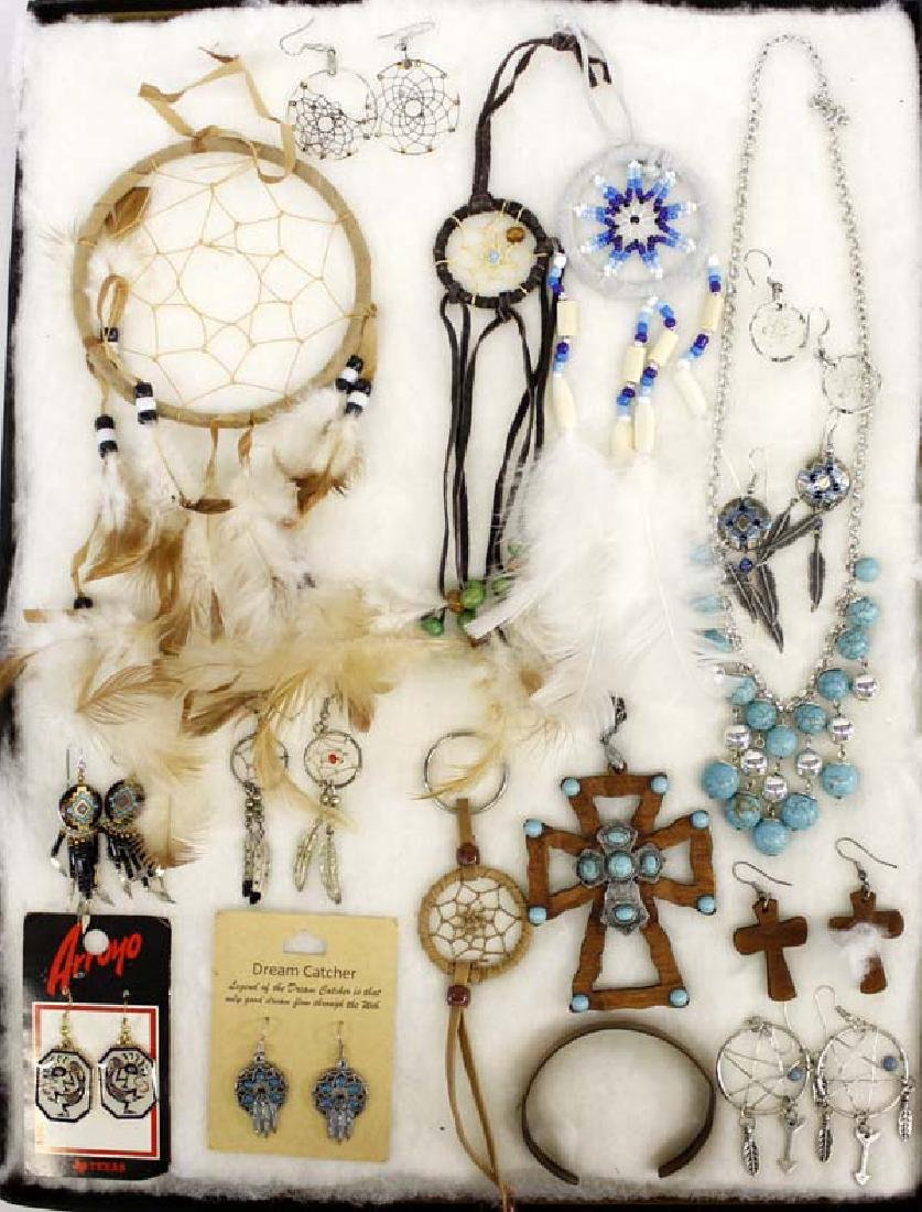 Collection of Estate Southwestern Jewelry