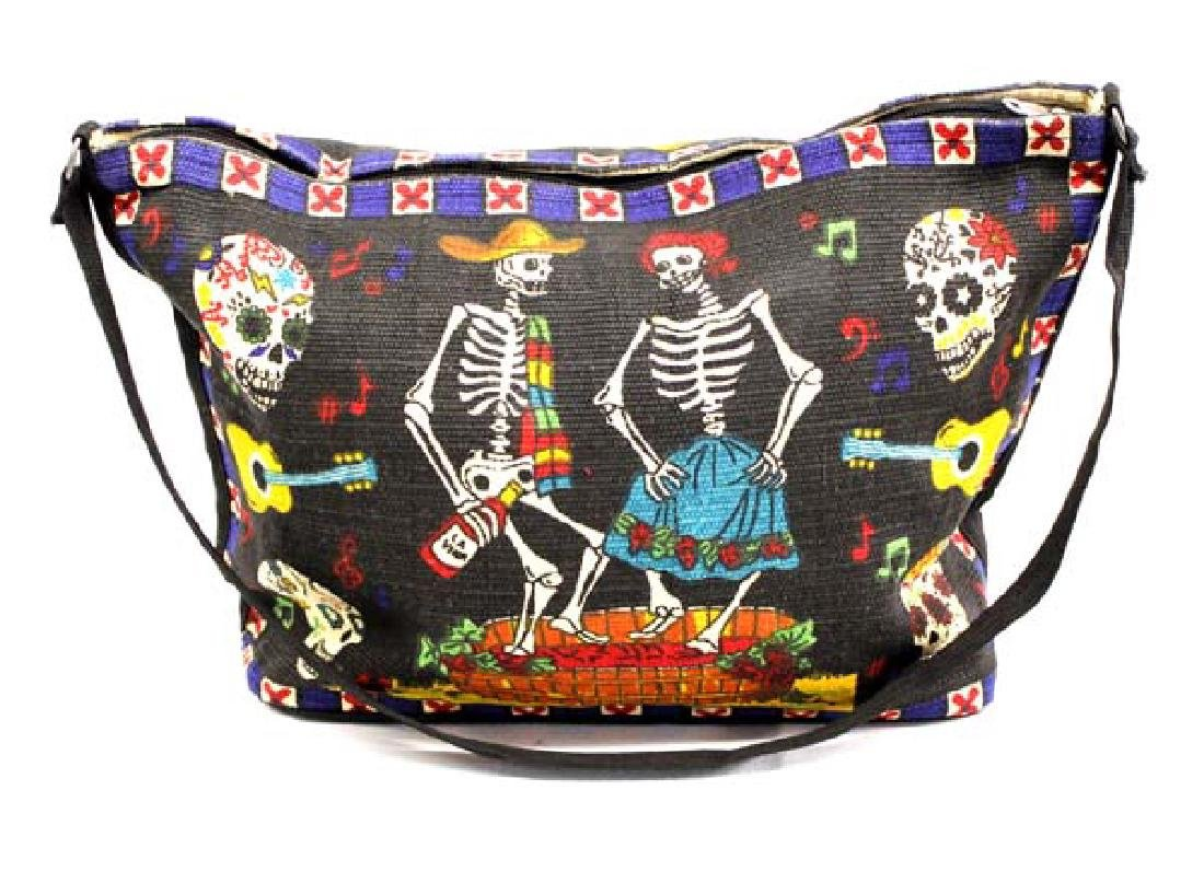 New Day of the Dead Market Bag Tote