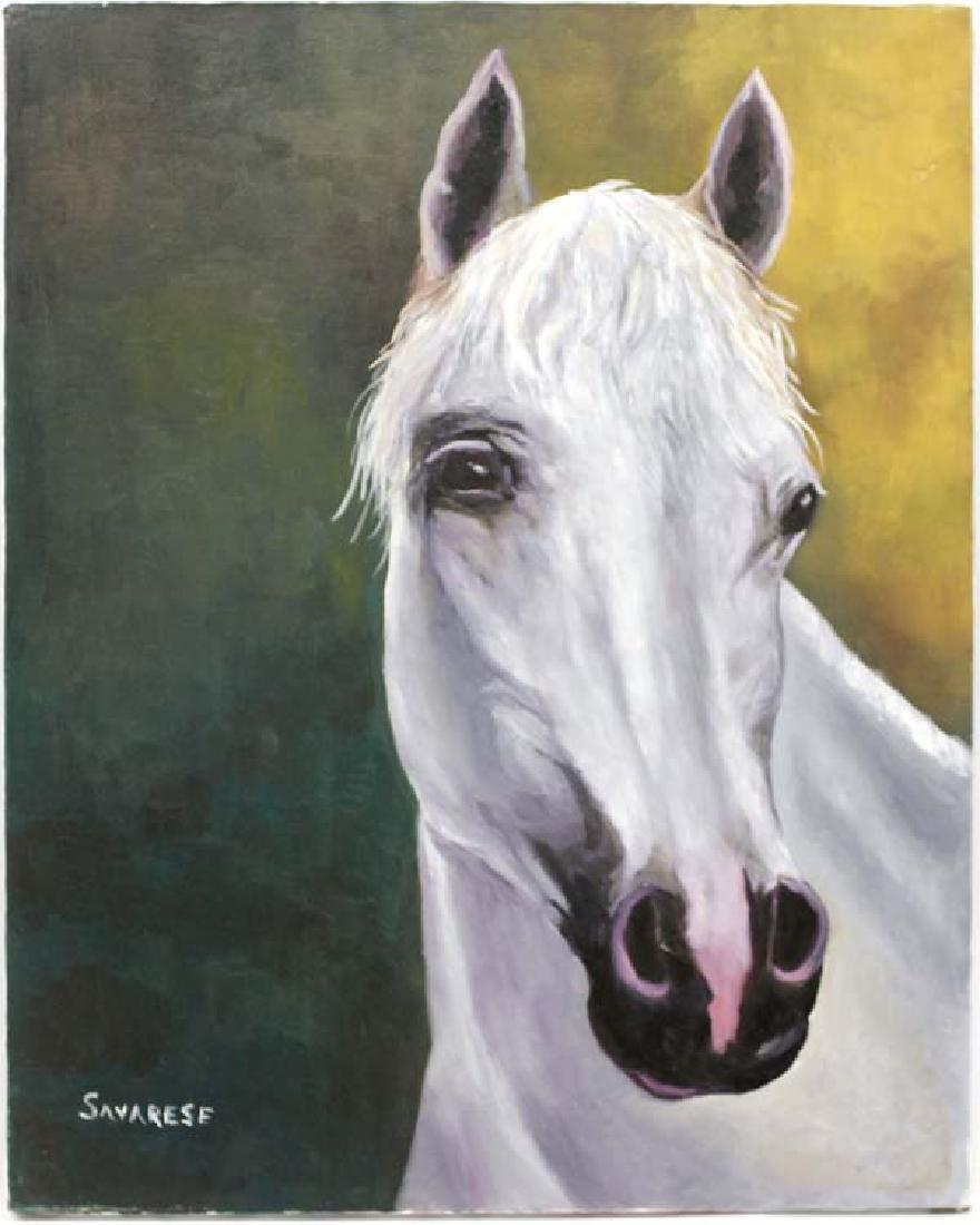 Original Oil Painting by Judy Savarese