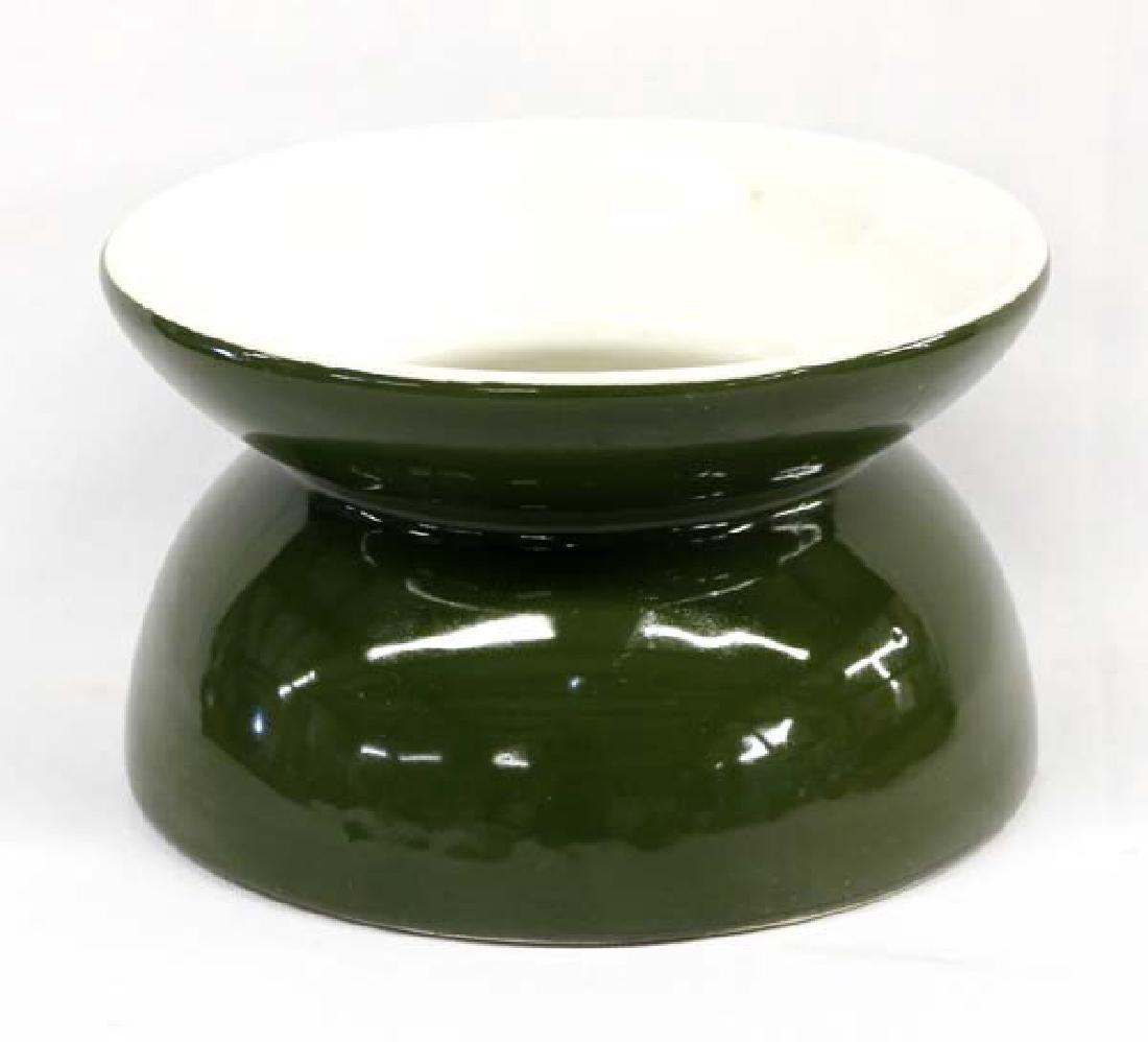 Hall Ceramic Pottery Spittoon