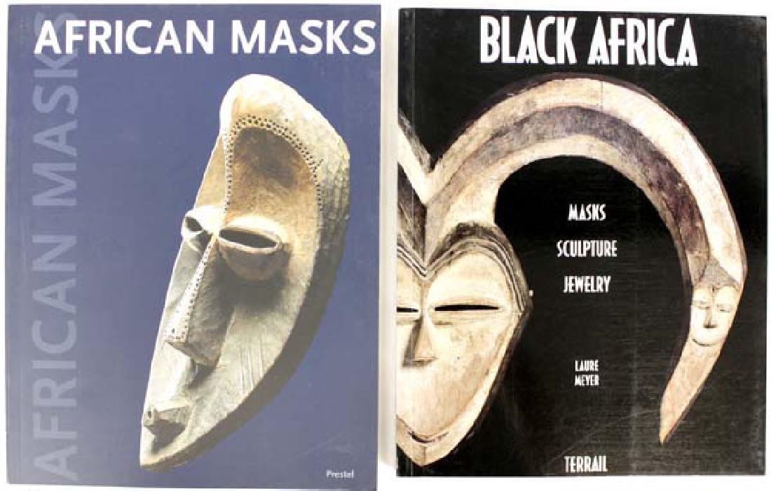 2 Softback Reference Books, African Art Interest