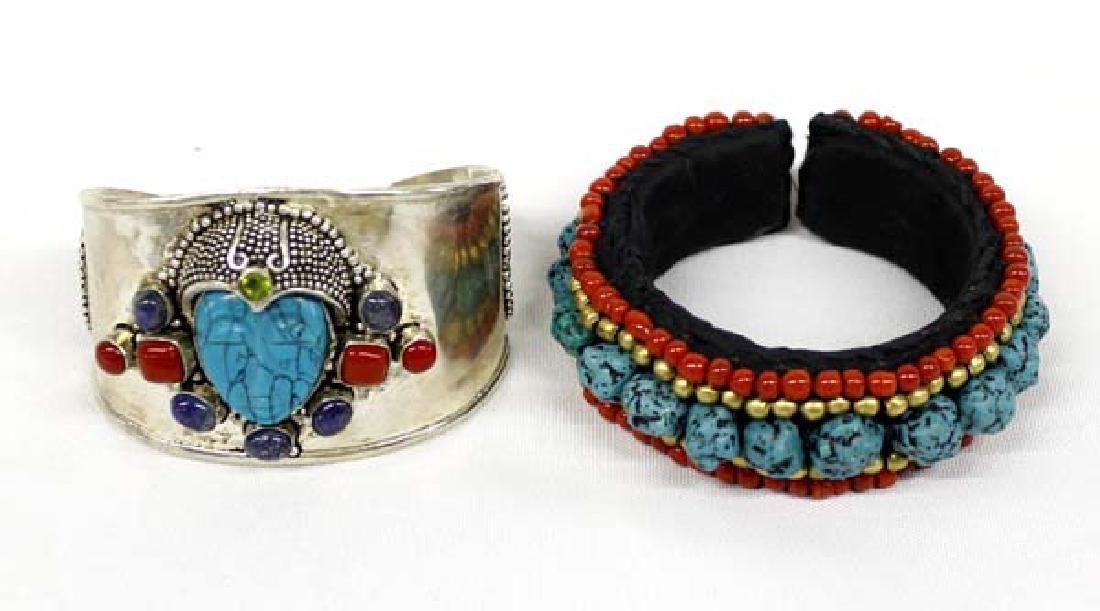 Large East Asian Bracelets