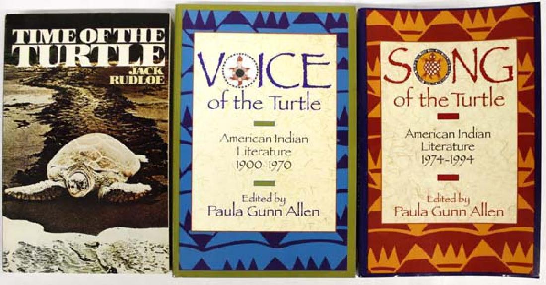 3 Estate Softback Books