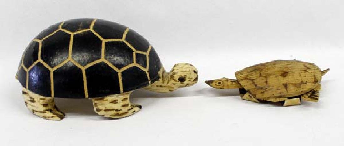 2 Estate Turtle Collectibles
