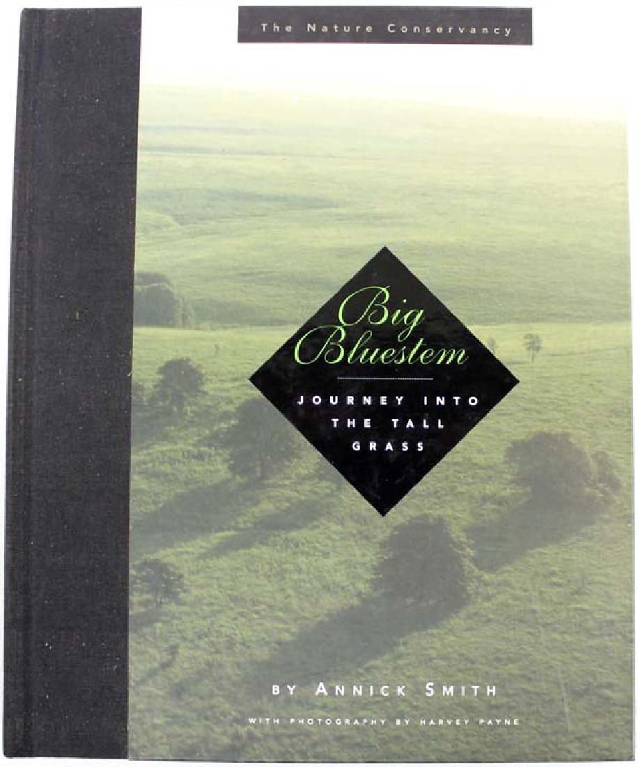 Big Bluestem: Journey Into the Tall Grass by Smith
