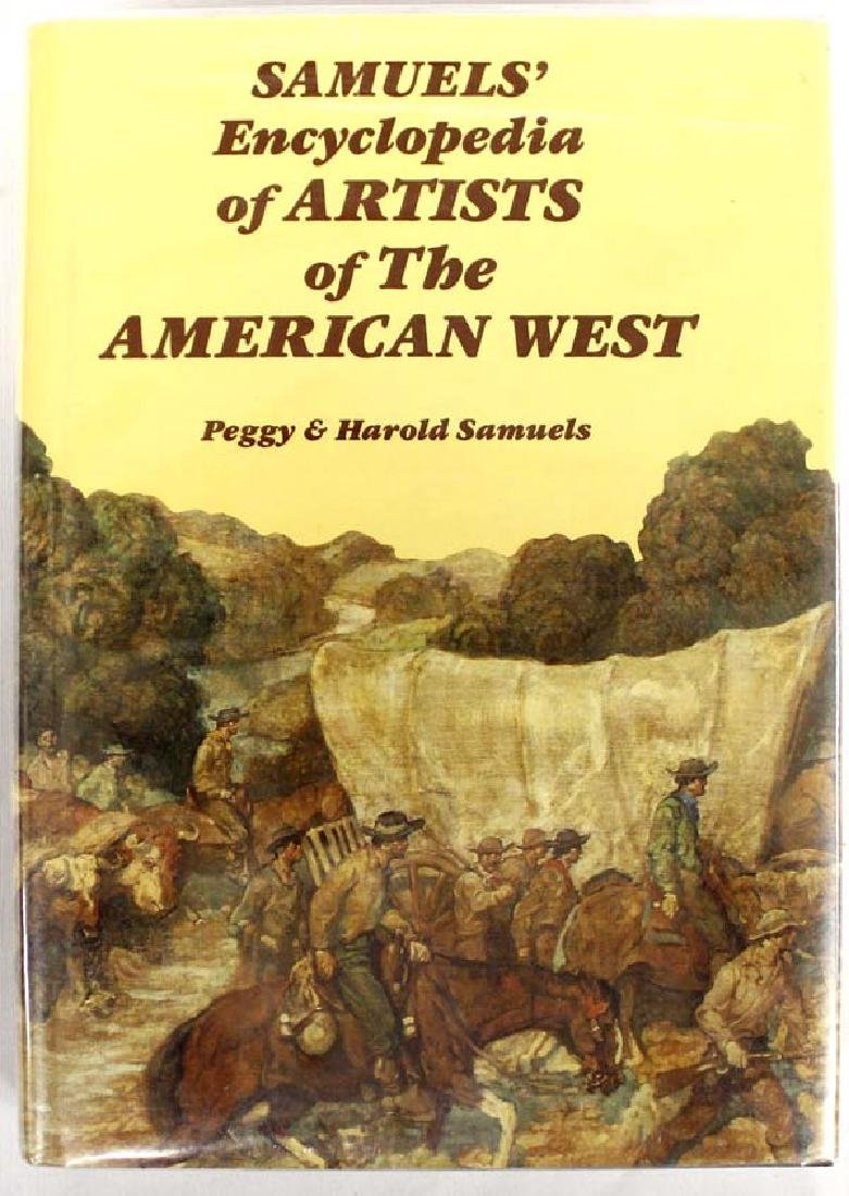 Samuels' Encyclopedia of Western Artists, Book