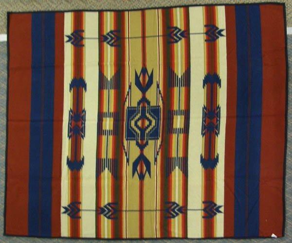 1000: Pendleton Wool Great Spirit Blanket/Robe