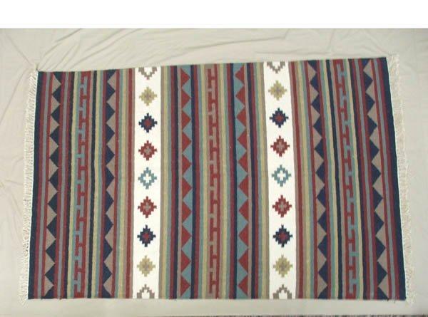 1512A: Persian Kilim Rug 43'' x 70''