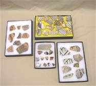 1014: Pre-Historic Pottery Sherds AZ, NM, UT