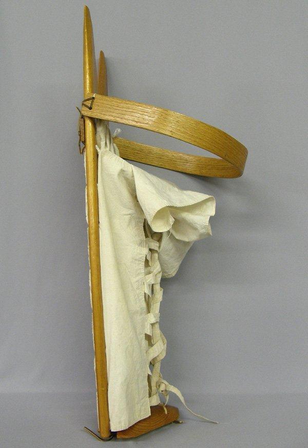 1097: Navajo Cradle Board 32'' Long - 2