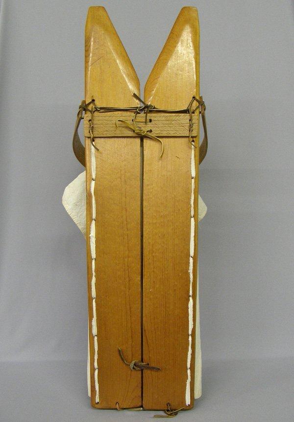 1097: Navajo Cradle Board 32'' Long - 3