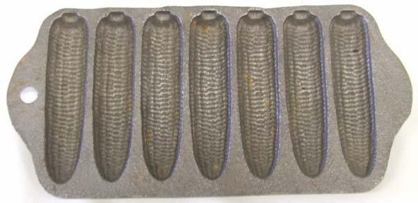 1015: Griswold Salesman Sample Cast Iron Corn Bread Pan