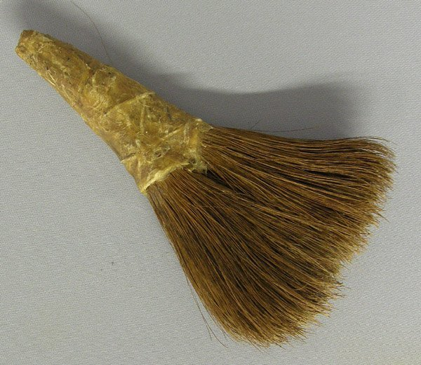 Northern California Indian Pueblo Brush 8''