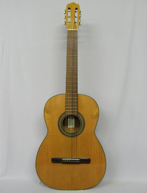 Conert (Acoustic) Guitar by Fidel Amezcua Reyes