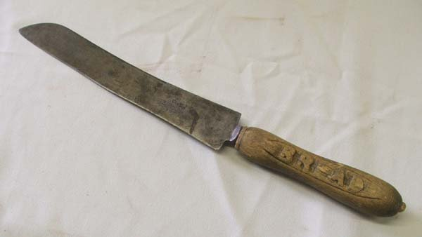 Antique Joseph Rogers & Sons  English Cutlery Knife