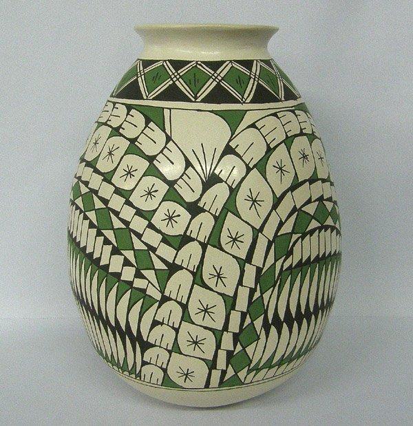Mata Ortiz Pottery Jar by Gaona