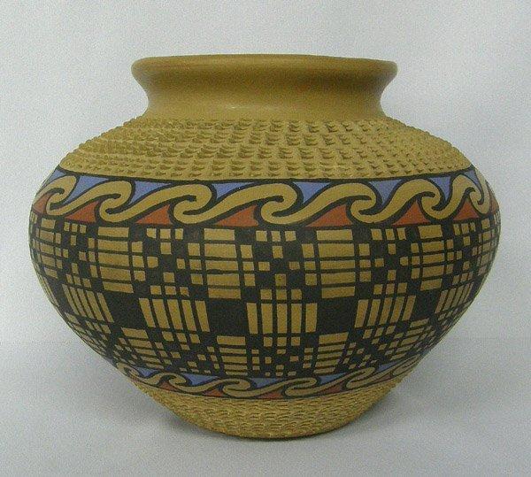 Mata Ortiz Pottery Bowl by Jesus Pena