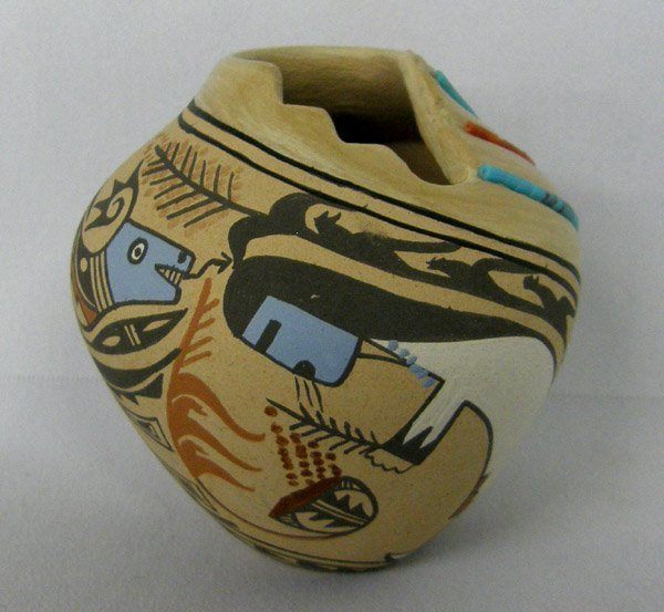 Jemez Pottery Jar by Mary Tsosie