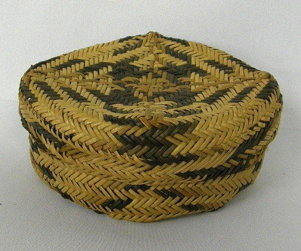 Vintage Tarahumara Treasure Basket
