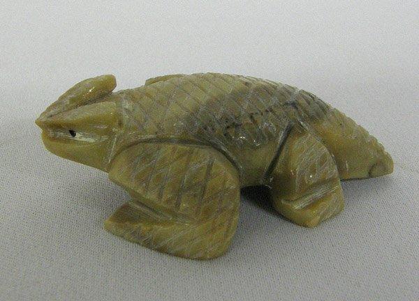 Zuni Horny Toad Fetish by Leleka