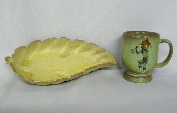 2 Pieces of Frankoma Pottery