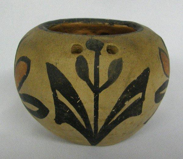 Vintage Santo Domingo Seed Jar