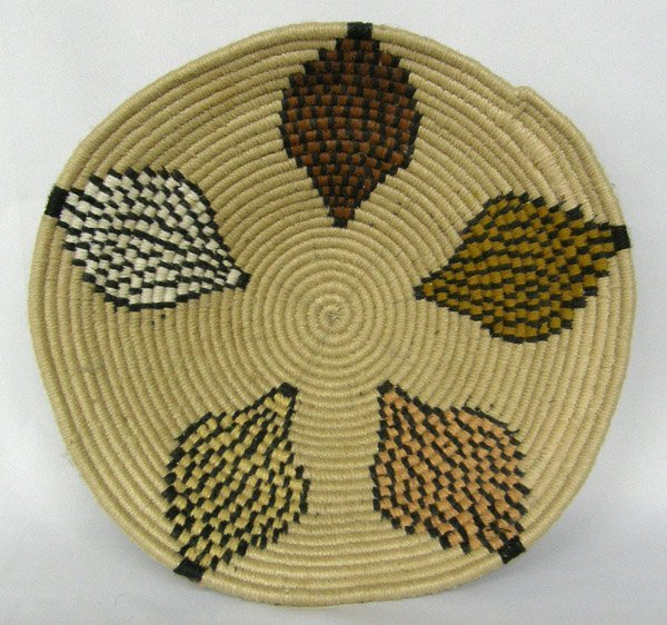 Navajo Yarn Basket