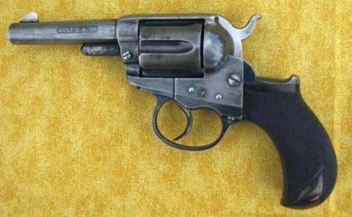 Colt Lightining Model of 1877 Caliber: .38