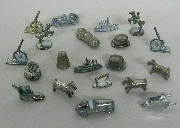 Old and New Miniature Metal Figures/Models