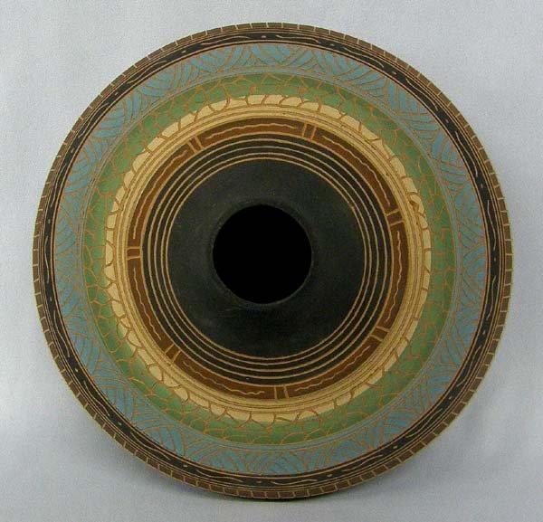 Navajo Pottery By Tanya & Garrett Bennett - 2