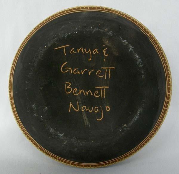 Navajo Pottery By Tanya & Garrett Bennett - 3