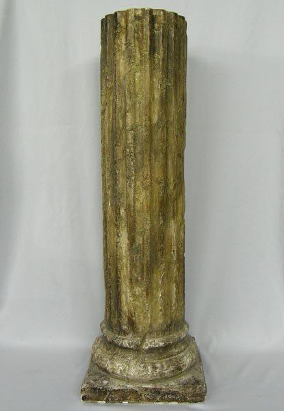 Column Pedestal
