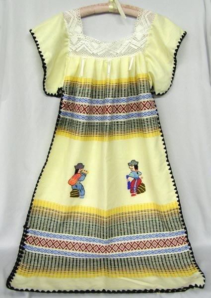 Guatelemalan Dress