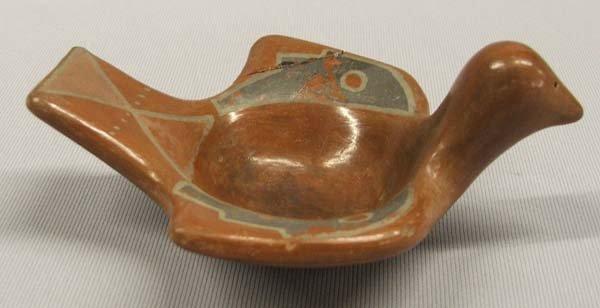 Vintage Santa Clara Pottery Bird