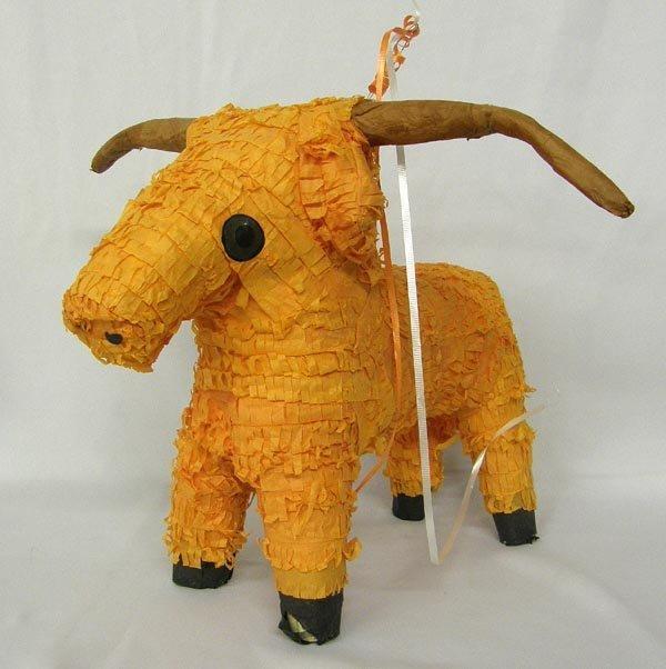 Mexican Decorative Bull Pinata
