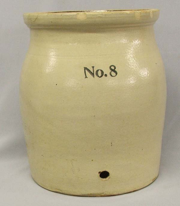 Size No. 8 Crock Water Jug