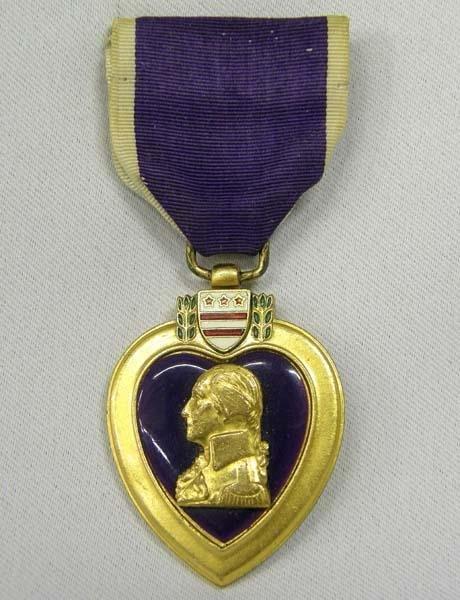 American Soldier Military Merit Purple Heart Medal